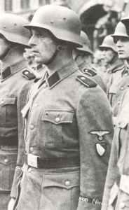 Volunteers 23 SS division Nederland