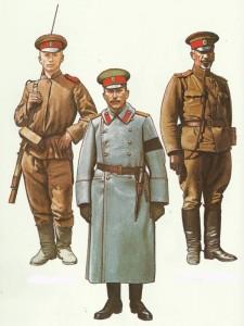 Bulgarian soldiers 1915-18
