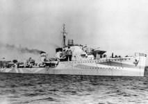 HMS Harvester
