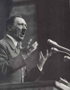 Hitler as demagogue