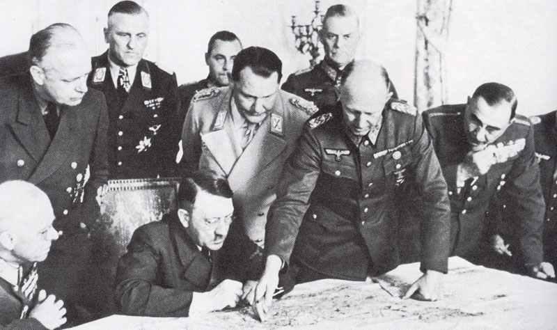Hitler on D-Day
