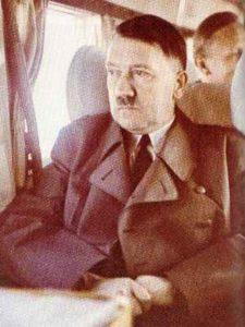 The pensive Hitler