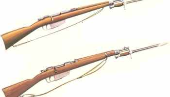 Lee-Enfield Rifle 303 No 4 Mark 1 > WW2 Weapons
