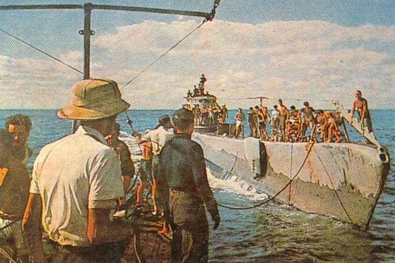 type ix u boat model german ww2 long range submarine class