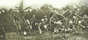British troops in Cameroons