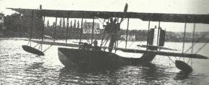 F.B.A. flying boat