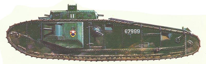 Tank Mark VIII