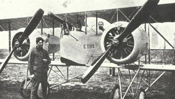 Caudron G.IV