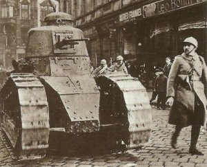 e French FT-17
