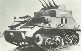 Tank Light AA Mk I