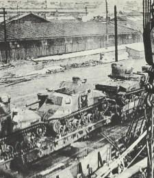 M3 Lee's at Murmansk