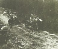 US troops with FT-17 tanks