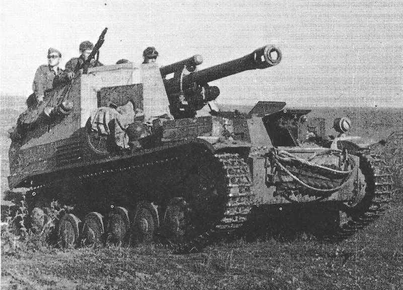 WWP® RED N°20 Sd.Kfz.124 Wespe in Detail