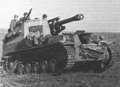 SdKfz 124 Wespe