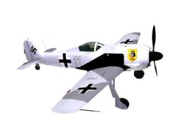 3d model of Focke-Wulf Fw 190 A-8