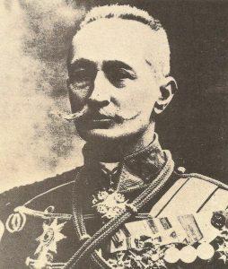 Russian General Alexey Brusilov