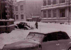 Winter 1940/41 in Kristiansand