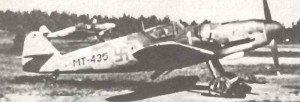 Finnish Bf 109 G-6