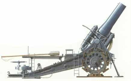 M-Gerät 'Big Bertha'.