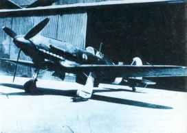 prototype MC.205V Veltro