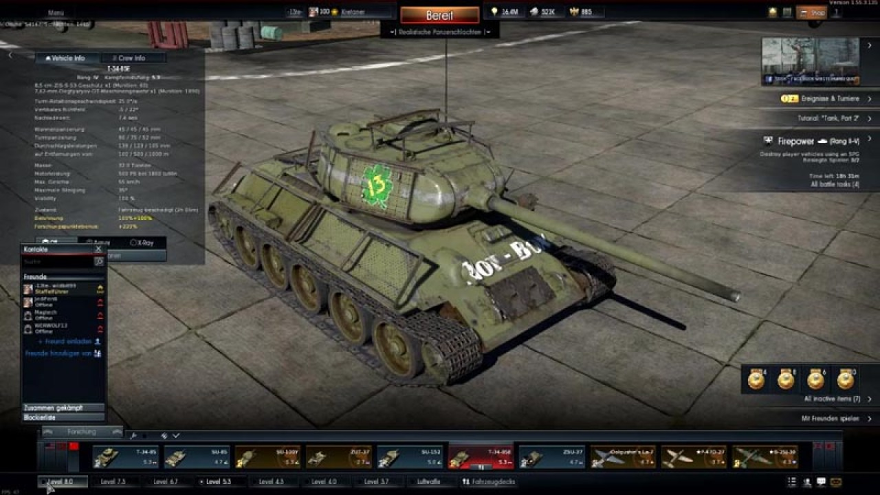 russia war thunder