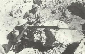 Polish troops in Tobruk