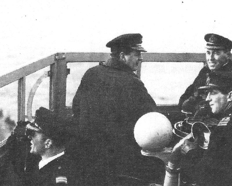 Admiral Sir David Beatty
