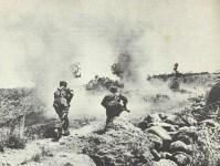 German paratroopers Crete