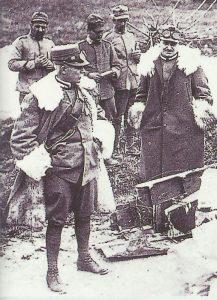 Italian Commander Cadorna