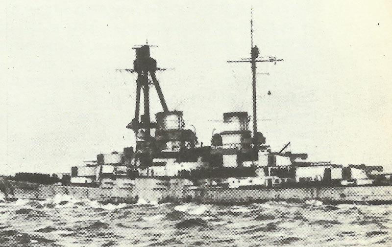 battlecruiser 'Derfflinger'