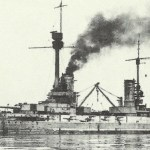 Flagship of German High Seas Fleet 'Friedrich der Grosse'