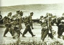 Mountain troops Maleme