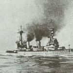 Battlecruiser 'HMS Indefatigable'