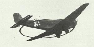 Junkers 52 of a 'Minensuchstaffel'