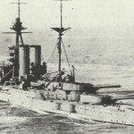 Battleship 'HMS Malaya'