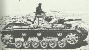 Panzer 3 Ausf G in North Africa