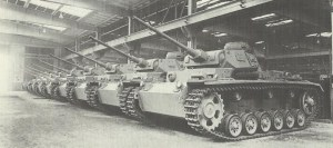 Panzer 3J (SdKfz 141/1) with longer 5cm KwK39 L/60
