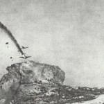 Ju 52 crashes on Crete