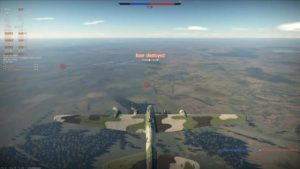 Base destroyed in War Thunder