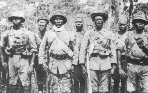 German askaris