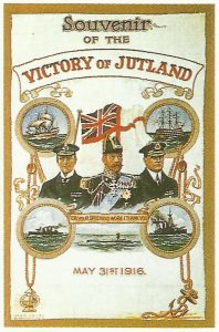British victory at Jutland