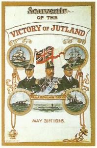 British victory at Jutland