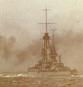 Bayern' class battleship