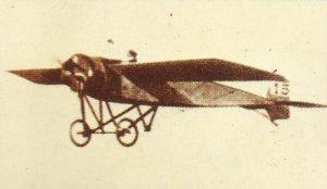 Nieuport monoplane