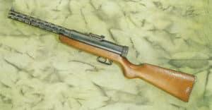 sub-machine gun Model 1934/38
