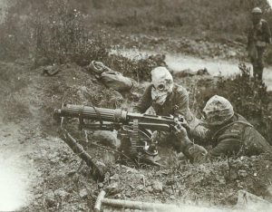 Vickers machine-gun