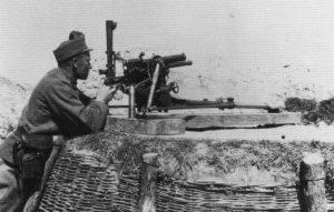 special Austrian 37mm infantry gun