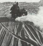 motorcycle troops on sandtrack