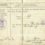 German Military passport