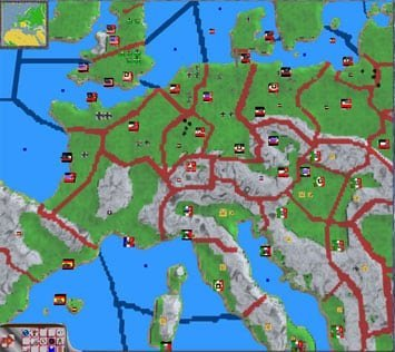 Map WW2 Total